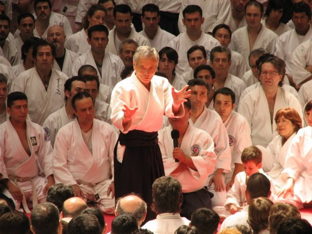 tamura sensei aikido